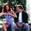 Shannon Elizabeth and Lochlyn Munro