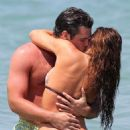 Rachel Uchitel: Miami Beach Bikini Babe - 454 x 726