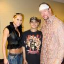 Michelle McCool and Mark Calaway - 411 x 550