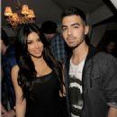 Joe Jonas and Kim Kardashian