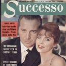 Tina Louise - Successo Magazine Cover [Italy] (January 1960)