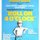 Roll On 4 O'Clock (1981) - 384 x 597
