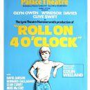 Roll On 4 O'Clock (1981) - 384 x 597
