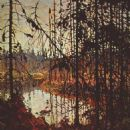 Art by Tom Thomson - 454 x 526