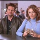 Matthew Perry and Elizabeth Hurley in Serving Sara - 2002