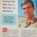 Eric Braeden - TV Magazine Pictorial [United States] (2 July 1967)