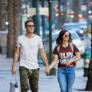 Megan Fox and Brian Austin Green Out in New Orleans