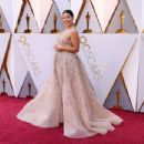 Gina Rodriguez – The 90th Annual Academy Awards in Los Angeles - 454 x 347