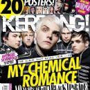 My Chemical Romance - Kerrang Magazine Cover [United Kingdom] (22 October 2016)