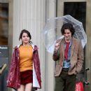 Selena Gomez – Woody Allen Set movie in NYC - 454 x 701