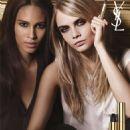 Cara Delevingne Ysl Beauty Campaign