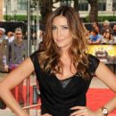 Lisa Snowdon - UK Premiere Of The Expendables At Odeon Leicester Square On August 9, 2010 In London, England - 454 x 659