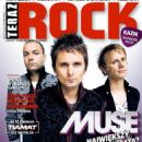 Muse - Teraz Rock Magazine Cover [Poland] (August 2010)