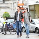 Shopping With Jonathan Rhys Meyers
