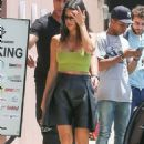 Kourtney Kardashian – Filming for her show in West Hollywood