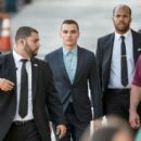 Dave Franco is seen at 'Jimmy Kimmel Live' - 399 x 600