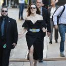 Daisy Ridley – Arriving at Jimmy Kimmel Live! in LA