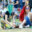 Bella and Dani Thorne – 2018 Coachella Weekend 2 in Indio - 454 x 333