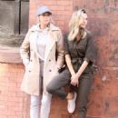 Erin and Sara Foster – Photoshoot in New York - 454 x 630