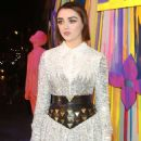 Maisie Williams – Grand Reopening of the Flagship Louis Vuitton Store on Bond Street in London