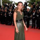 Actress Alicia Vikander attends the