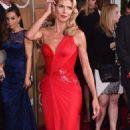 Heidi Klum : Golden Globe Awards (January 11, 2015)