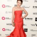 Sarah Bolger attends 23rd Annual Elton John AIDS Foundation Academy Awards Viewing Party