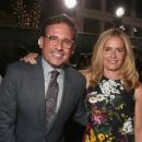 Steve Carell and Elisabeth Shue