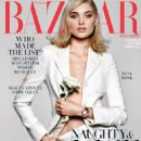 Elsa Hosk - Harper's Bazaar Magazine Cover [Singapore] (December 2018)