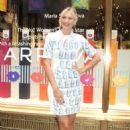 Maria Sharapova at the 'Sugarpova' candy launch and Hampton's Magazine Cover Celebration at the Sanctuary Hotel in NYC (August 20)
