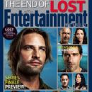 Josh Holloway - Entertainment Weekly Magazine [United States] (14 May 2010)