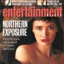 Janine Turner - Entertainment Weekly Magazine Cover [United States] (26 July 1991)