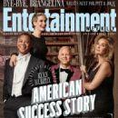 Sarah Paulson - Entertainment Weekly Magazine Cover [United States] (30 September 2016)