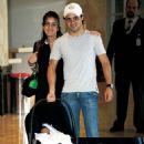 Felipe Massa and Rafaela Bassi - 454 x 667
