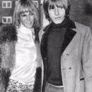 Brian Jones and Anita Pallenberg - 454 x 740