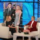 Scarlett Johansson – The Ellen DeGeneres Show in LA