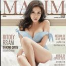 Maxim Magazine Cover [Thailand] (October 2016)