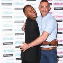 Marcus Collins (singer) and Robin Windsor - 454 x 623