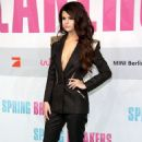 Selena Gomez attend the 'Spring Breakers' Germany premiere at CineStar on February 19, 2013 in Berlin, Germany - 454 x 726