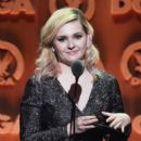 Actress Abigail Breslin attends the 68th Annual Directors Guild Of America Awards at the Hyatt Regency Century Plaza on February 6, 2016 in Los Angeles, California