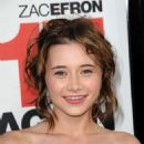 Olesya Rulin - Los Angeles Premiere Of '17 Again' At The Grauman's Chinese Theatre On April 14, 2009 In Hollywood, California