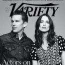 Keira Knightley, Ethan Hawke - Variety Magazine Cover [United States] (4 December 2014)