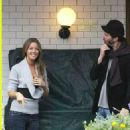 Keanu Reeves and Hallie Meyer-shyer
