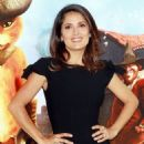 Salma Hayek at Puss in Boots Photocall in Poland