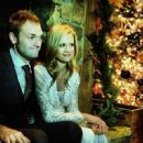 Claire Coffee and Chris Thile - 454 x 450