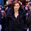 Emma Willis – Seen at Christmas Carol Opening Night at the Dominion Theatre in London - 454 x 681