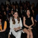 "Demet Özdemir attend ""Özgür Masur Fashion Show"""
