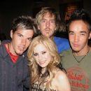Avril Lavigne and Doug Robb