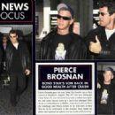 Sean Brosnan press