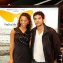 Juliana Alves and Guilherme Duarte